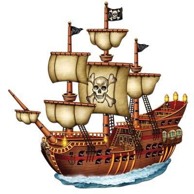 Pirate & Nautical