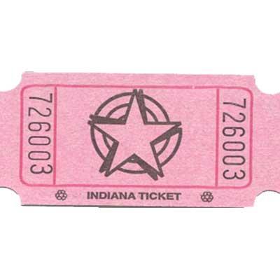 Roll Tickets - Star