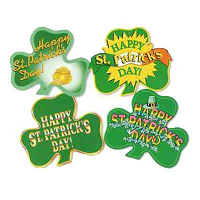 St. Pats Day Shamrocks