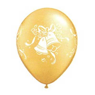 Wedding Bell Balloons