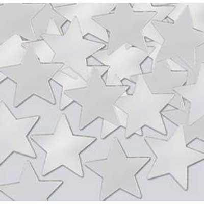 Fanci-Fetti Silver Stars