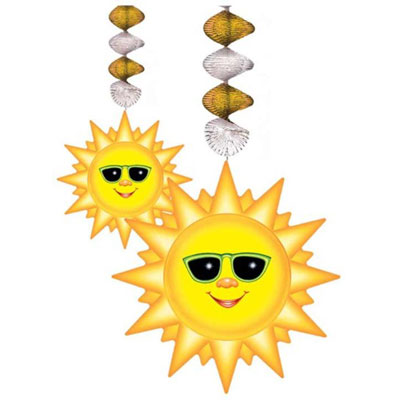 Sunburst Danglers