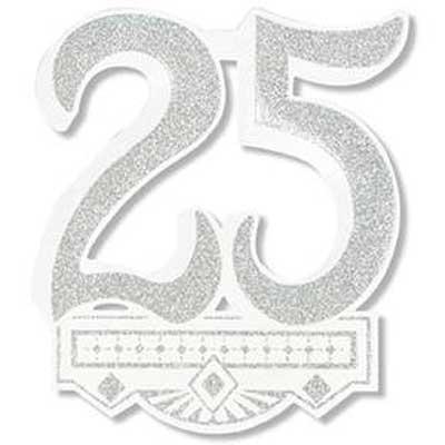 25th Anniversary Crest