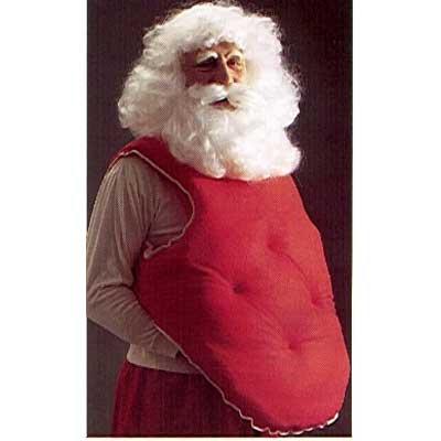 Santa Suit Stuffer