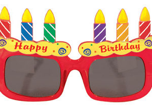Birthday Cake Fanci Frames