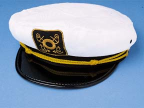Captain Yacht Hat