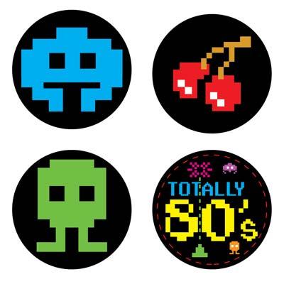 80's Coasters