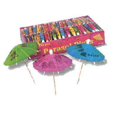 Mini Parasols