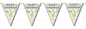 Baby Shower Pennant