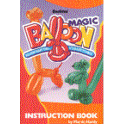 Qualatex Balloon Magic Instruction Book