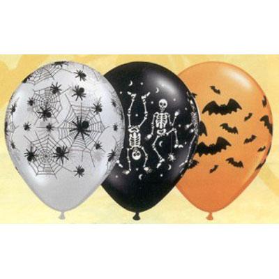 Spooky Design Balloons