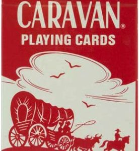 Caravan Playing Cards