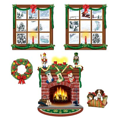 Christmas Decor Props