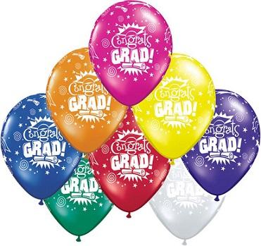 Congrats Grad Balloons