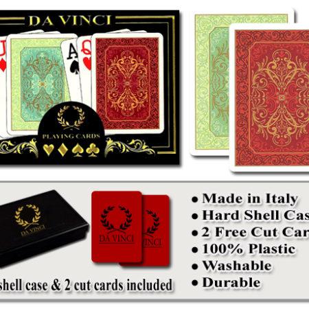 Da Vinci Playing Cards Persiano