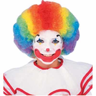Clown Wig - Multicolored