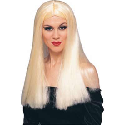 Witch Wig - Blonde