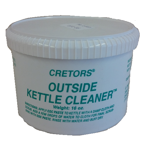 Kettle Cleaner (outside)
