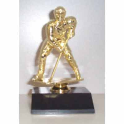 Trophy with Figurine