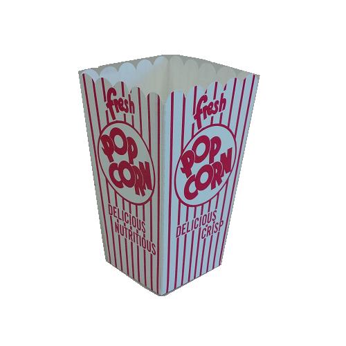 Popcorn Box 85oz