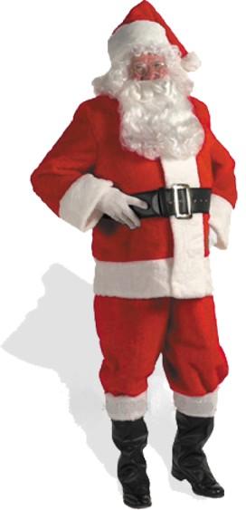Quality Santa Suit