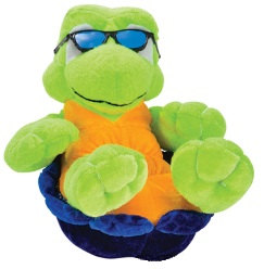 Shades the Turtle