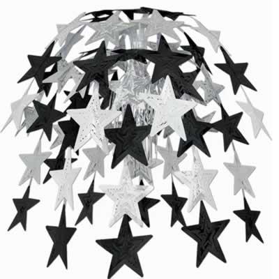 Star Cascade Black/Silver