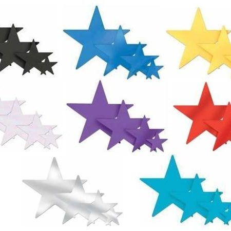 Star Cutout 12