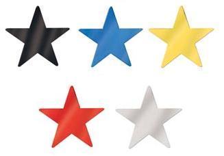 Star Cutout 15