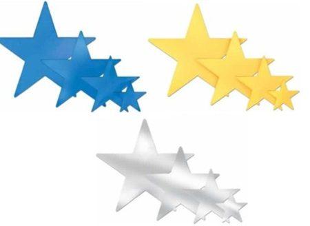 Star Cutout 5