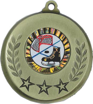 Star Medal w/ Insert
