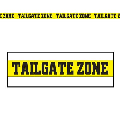 Tail Gate Zone Party Tape