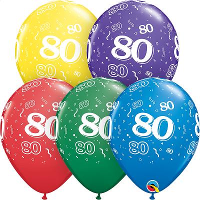 80-A-Round